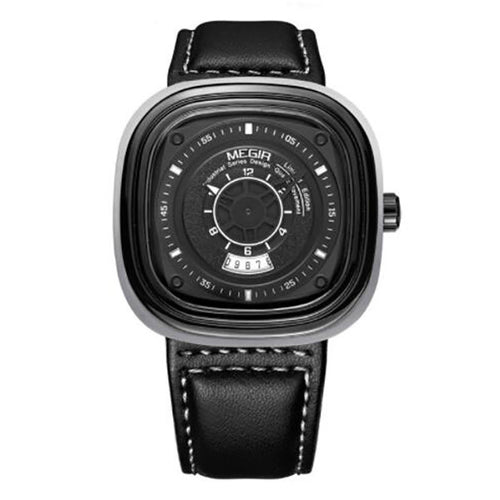 Quartz Wrist Watch, Military Style