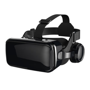 3D Vritual Reality Universal Headset With Controller