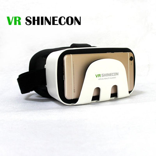 3D VR BOX Smart Glasses For Multiple Smartphones