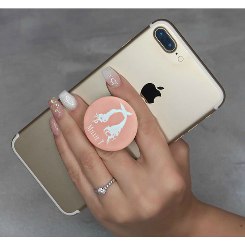 Silhouette PopSocket (Pink)