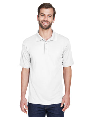 Open image in slideshow, UltraClub Dry Mesh Polo
