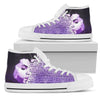 Women's High Top Canvas Shoes Prince