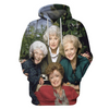 3D Hoodie The Golden Girls