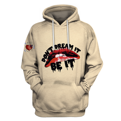 Hoodie Pull Over The Rocky Horror
