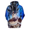 Hoodie Pull Over Son Goku