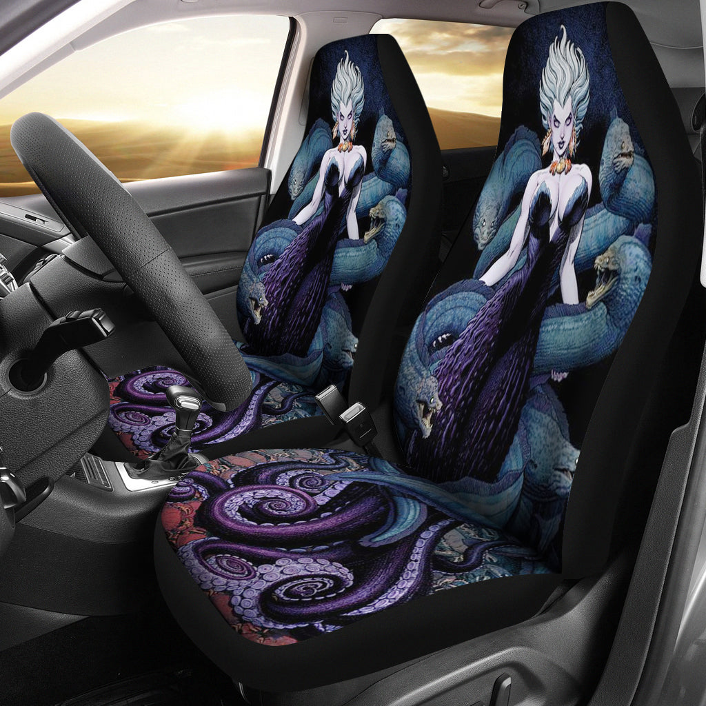 Car Seat Covers Disney Ursula