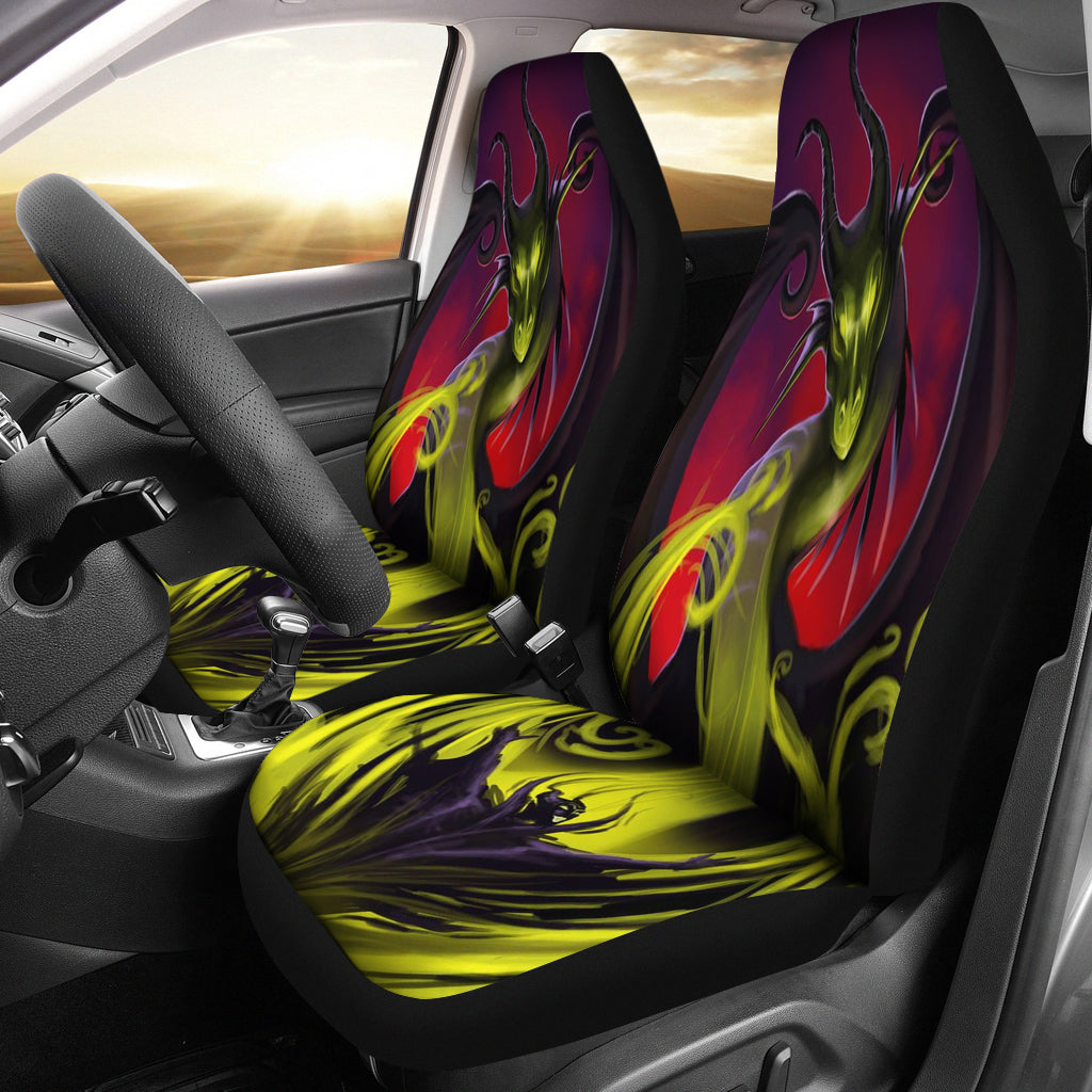 car seat covers disney maleficent icarus wings store. Black Bedroom Furniture Sets. Home Design Ideas