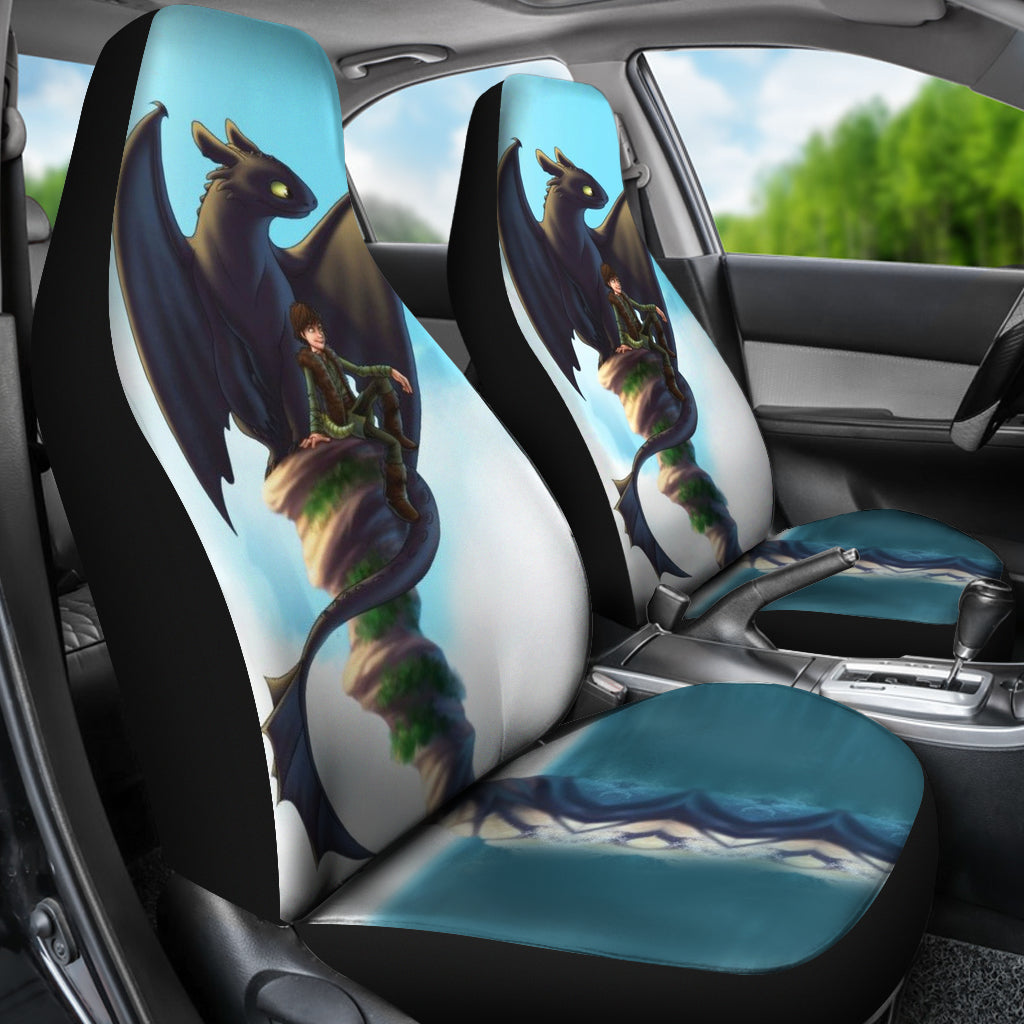 Car Seat Covers How To Train Your Dragon