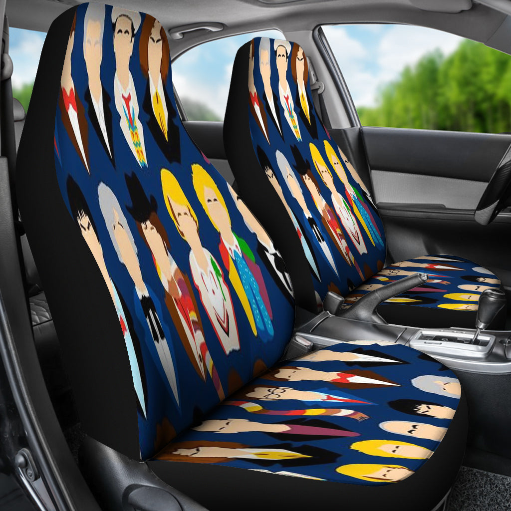 Car Seat Covers Doctor Who