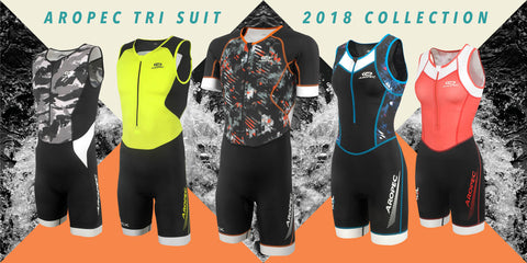 Aropec tri suit collection