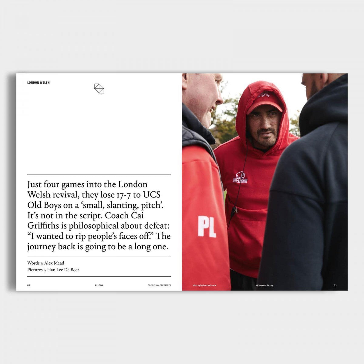 Rugby Issue 1