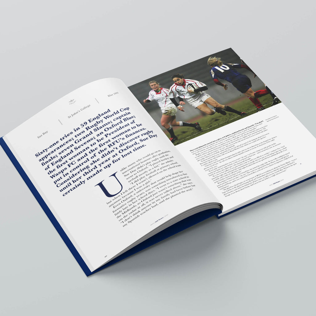 150 Years of Oxford University RFC