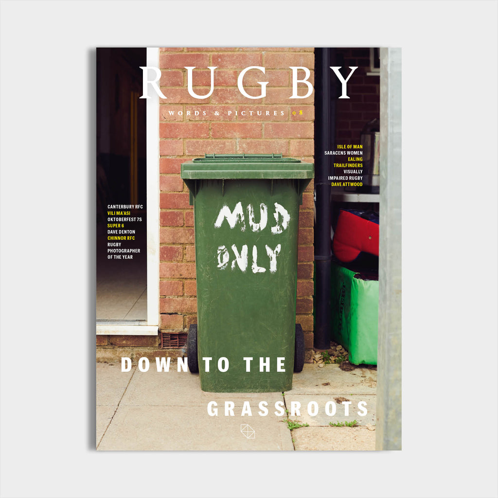 Rugby Issue 8