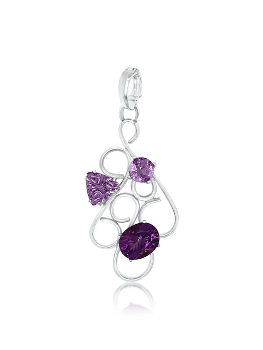 Bold and Beautiful Amethyst Enhancer