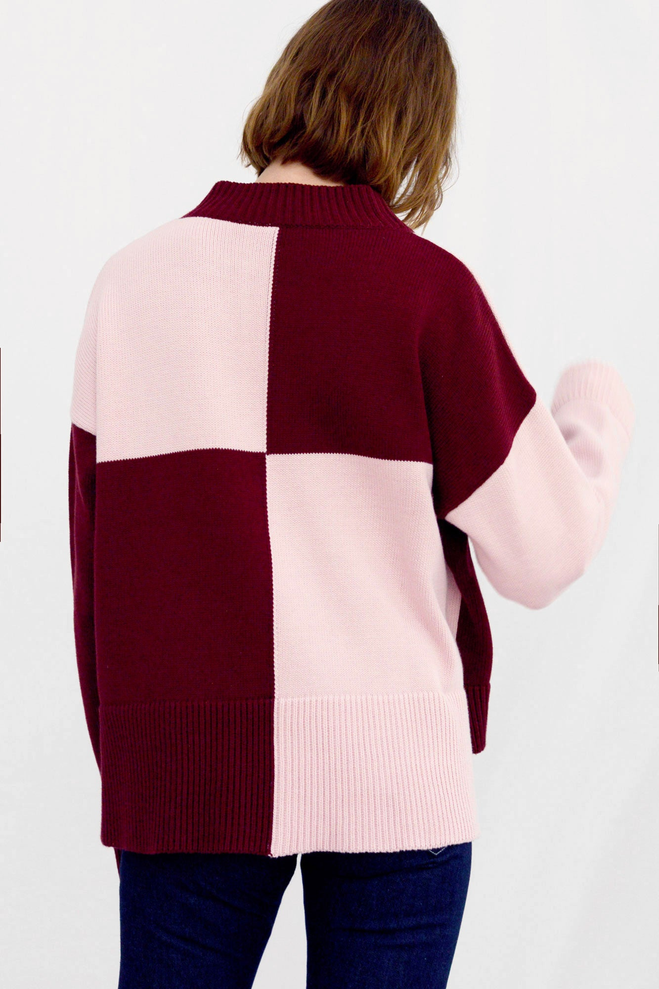 Sweat-Shirt Opale - rouge - Côme Éditions
