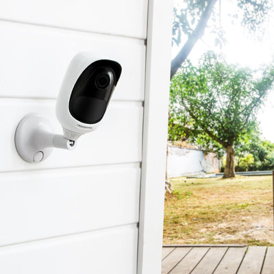 True Wire-Free Outdoor/Indoor Security Camera - Dreaming in Digital