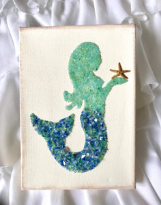 5x7 Mermaid T1126