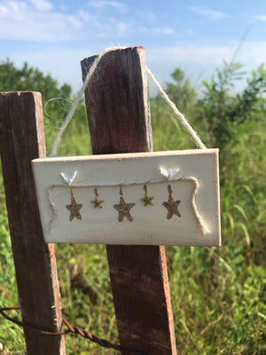 T1540 starfish on clothesline
