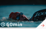 Long swim analysis session (60mins)