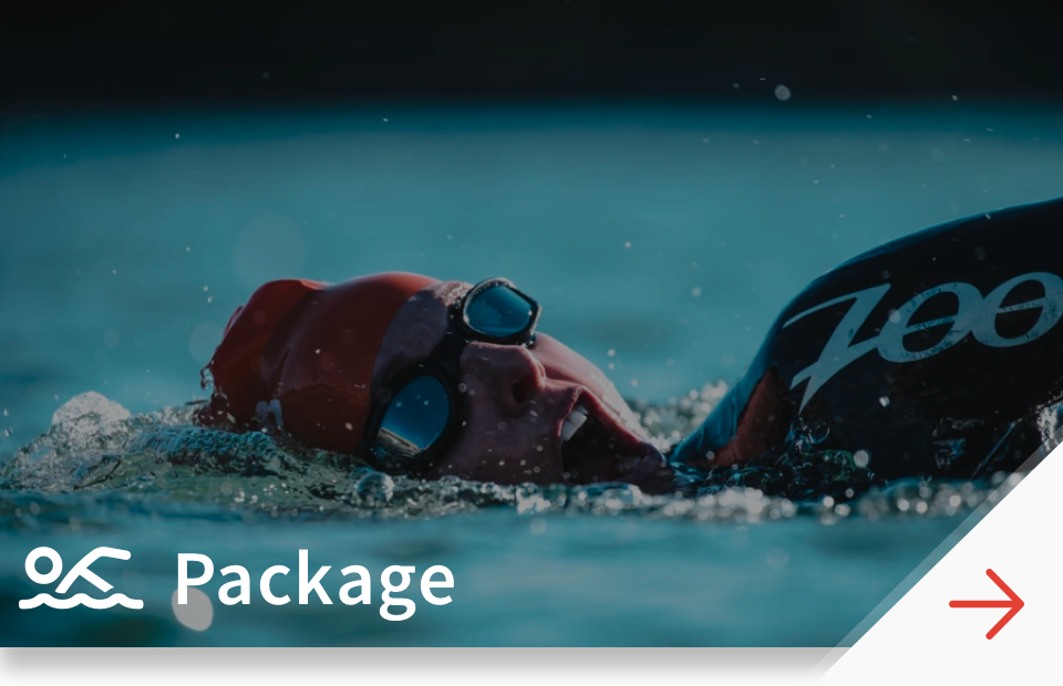 Swim progression package
