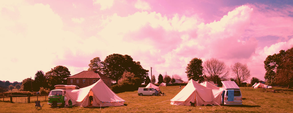 glampfest camping field