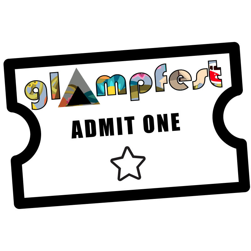 Glampfest Pitch Ticket