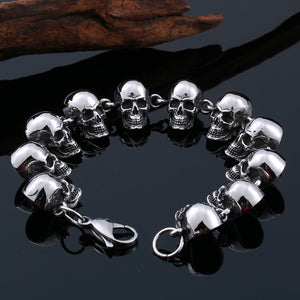 In Chains Skulls