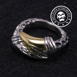Spiral Dragon´s Claw Plata 925