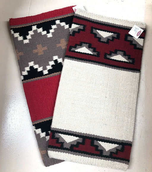 "OVERSTOCK SPECIAL ! 2 - 4LB. 34"" x 36"" Wool Blankets !  Wholesale $ 24.00"