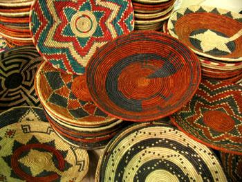 IN STOCK! 15 Hand Woven Southwest Style Baskets! WHOLESALE-$10 ea!