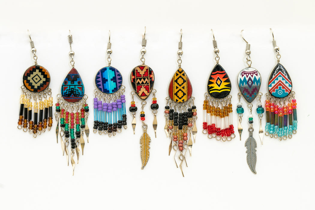 Beautiful  Handcrafted Earrings