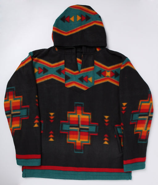 Southwest Fleece Pullover J - Small