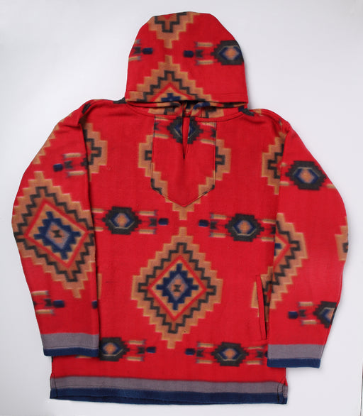 Southwest Fleece Pullover K - Large
