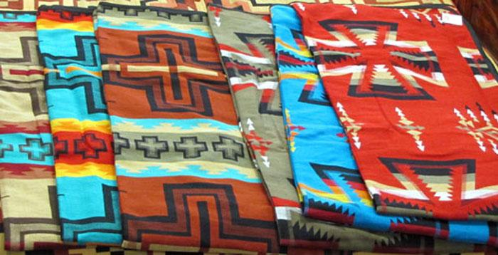 6 Southwest Cross Series! Queen-Size Bedspreads! WHOLESALE- $36 ea!