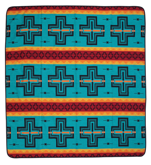 2- Southwest Cross KING-SIZE Bedspreads! WHOLESALE $44 ea. !