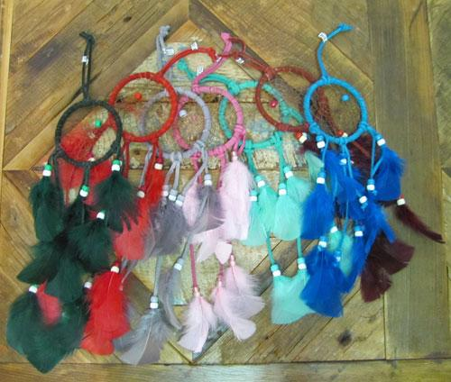 "PROVEN SELLER! 12 pack of 3"" Dream Catchers. WHOLESALE- $2.25 ea!"