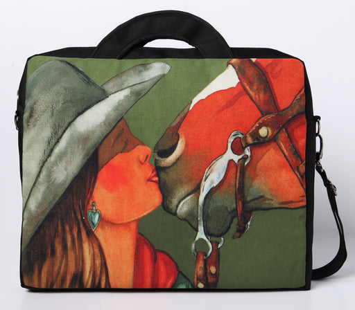 Large Digital Print Laptop bag 110
