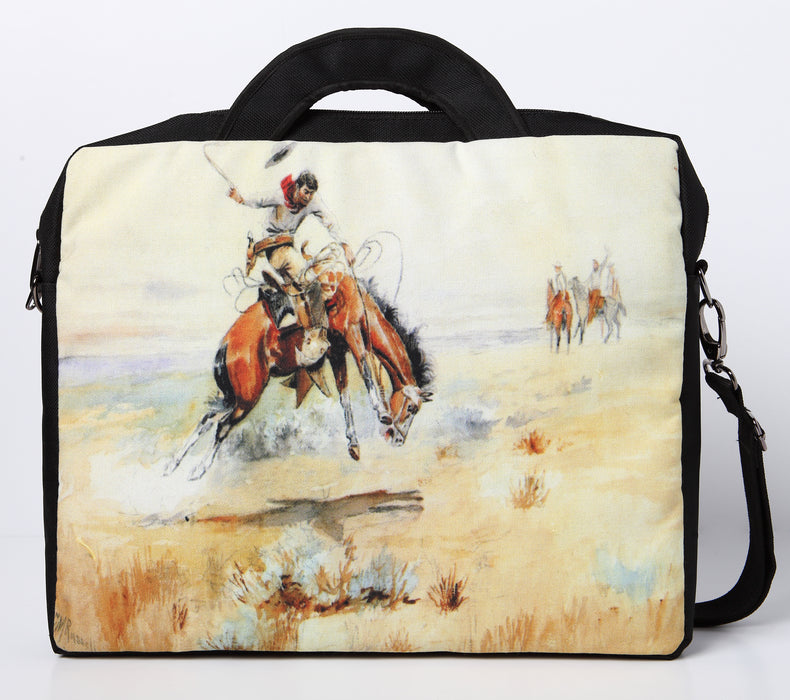 Large Digital Print Laptop bag 222