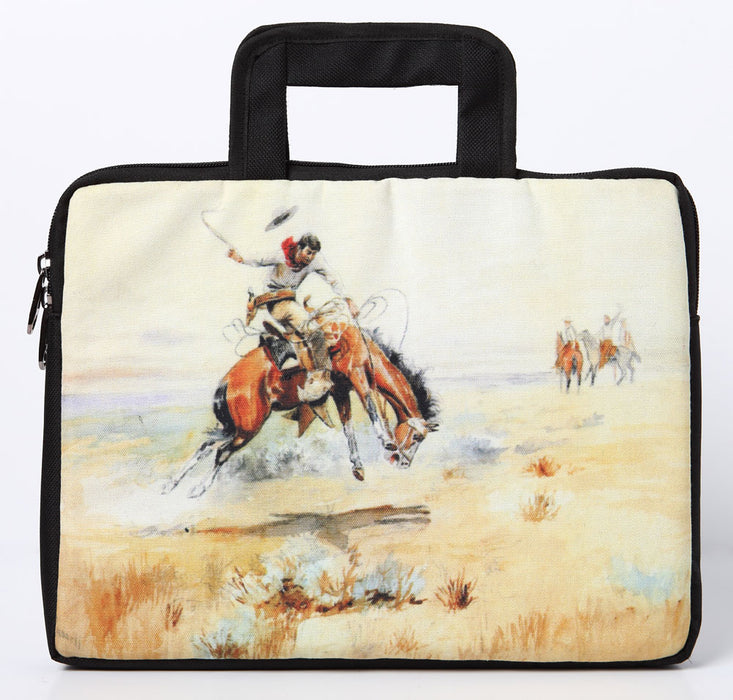 Digital Print Small Laptop Bag 222