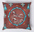 Digital Print Pillow Cover  in design #501 from El Paso Saddleblanket