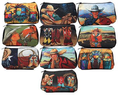 You get 20 Digital Print Cosmetic Bags ! Wholesale only $1.90 ea.!