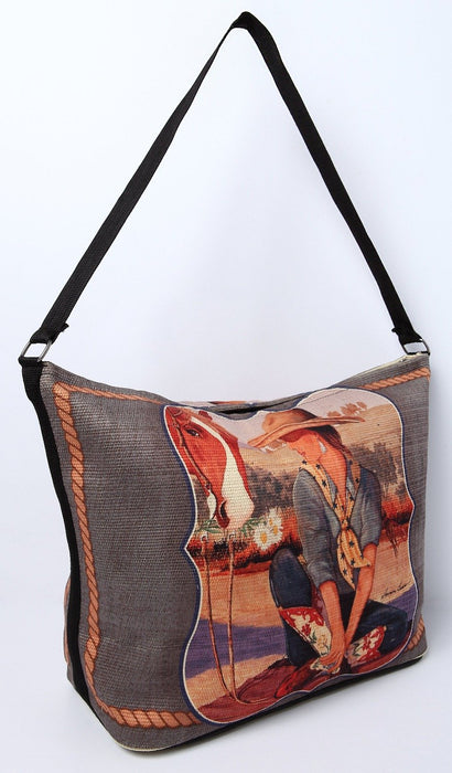 Digital Print Purse 106