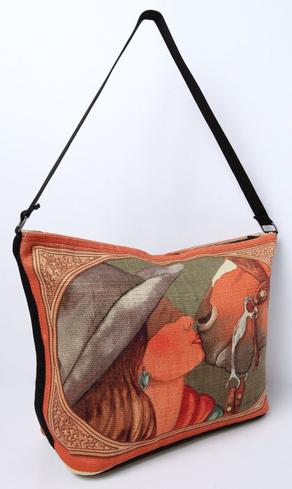 Digital Print Purse 110