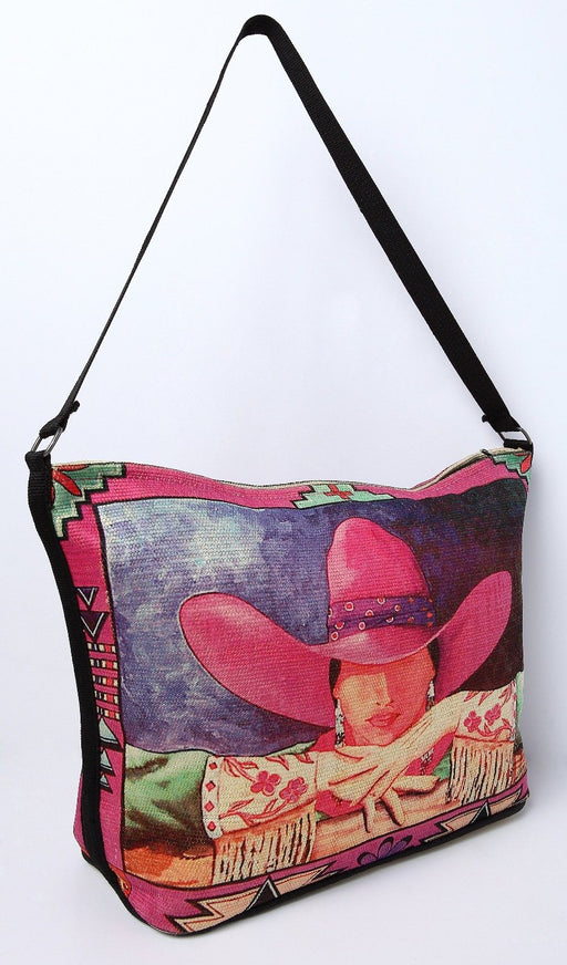 Digital Print Purse 114