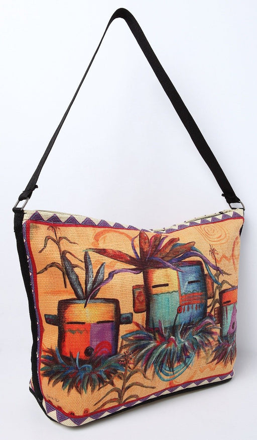 Digital Print Purse 116