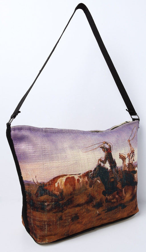 Digital Print Purse 211