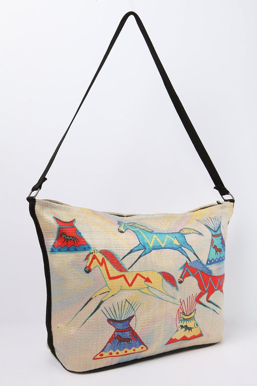 Digital Print Purse 507