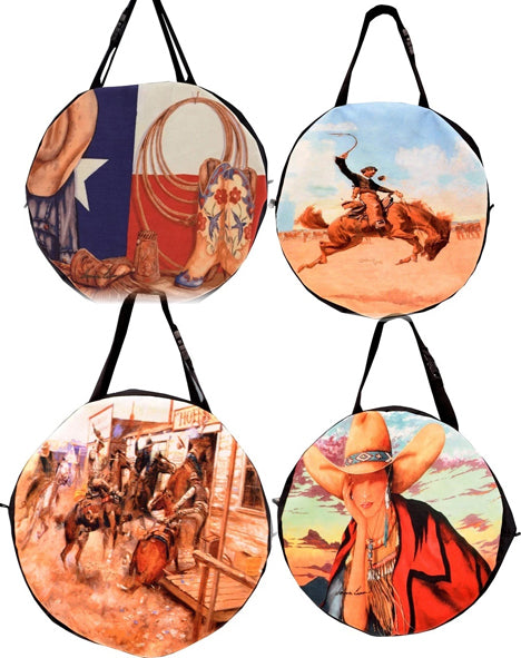 8 New Western/SouthWest Digital Rope Bags !  Wholesale Only $13 ea.!