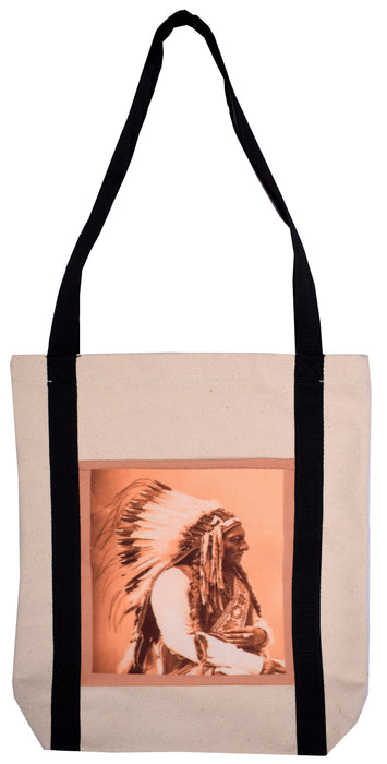 Digital Print Canvas Tote Bag 304