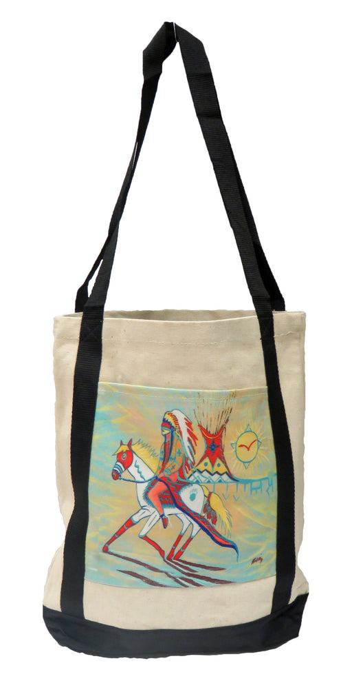 Digital Print Tote Bag 508